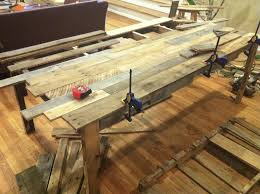 kitchen extraordinary pallet kitchen table plans wood pallet