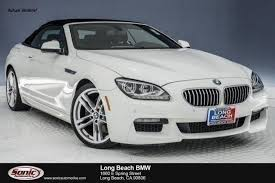 2014 bmw 640i convertible 2014 alpine white convertible bmw 640i for sale in colma