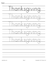 10 free handwriting worksheets seasons and holidays