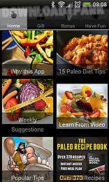 paleo diet food list paleo recipes and plan android app free