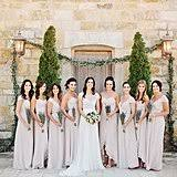 Unconventional Bridesmaid Dresses Bridesmaid Dresses Inspiration Popsugar Fashion