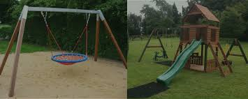 backyard swings and slides home outdoor decoration
