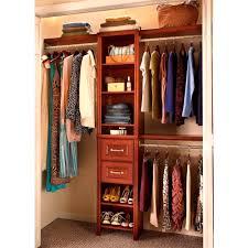 walmart wood closet organizer roselawnlutheran brilliant wooden