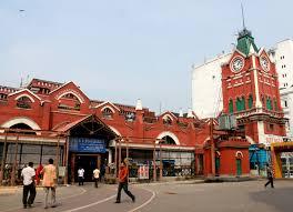 Calcutta India Map by New Market Kolkata Wikipedia