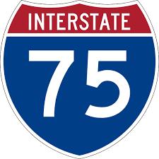 Interstate 75 in Kentucky