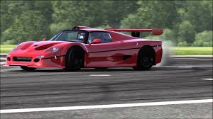f50 top gear hd forza 4 top gear car test 1996 f50 gt