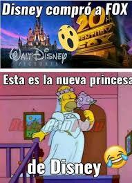 Memes Disney - dopl3r com memes disney compróa fox pictu res esta es la nueva