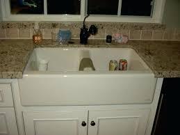 Kitchen Sinks With Backsplash Farm Sink With Backsplash Save To Idea Board Farmhouse Sink Tile