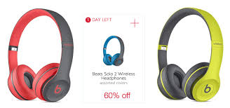 target black friday online offers target whopping 60 off beats solo 2 wireless headphones