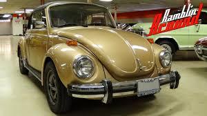 bug volkswagen 1974 volkswagen super beetle convertible possible rare sun bug