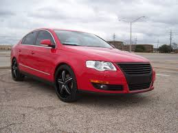 red volkswagen passat gcode22 2007 volkswagen passat specs photos modification info at