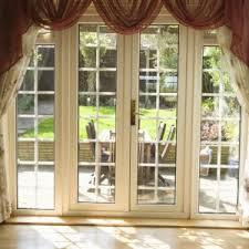 French Door Valances Home Office Window Treatment Ideas For French Doors Window French