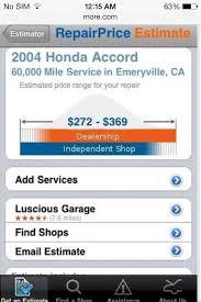Free Car Repair Estimate by Musely