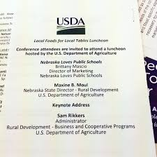 United States Department Of Agriculture Rural Development by Sam Rikkers Samrikkers Twitter