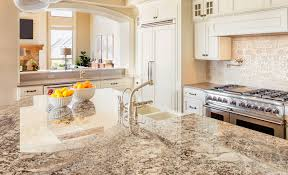 granite countertops with white cabinets white luxury kitchen with light beige granite countertops wall
