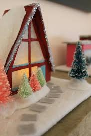 Retro Paper Christmas Decorations - 56 best mid century holiday decor images on pinterest christmas