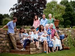 la famille royale danoise en août 2011