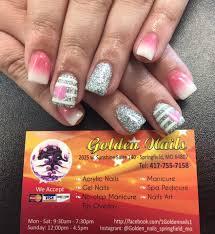 golden nails home facebook