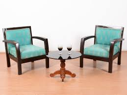 Single Seater Couch For Sale Edwards Teak Single Seater Sofa Set Of 2 Buy And Sell Used
