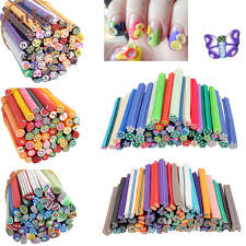 diy decorations for nail design outtop 50pcs 3d nail art fimo