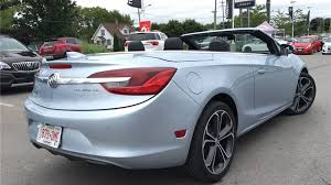 lexus is a vendre find of the week 2016 buick cascada in canada news u0026 features
