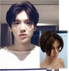 center part mens hairstly korean men wig center parting 3 rea end 8 7 2018 11 25 pm