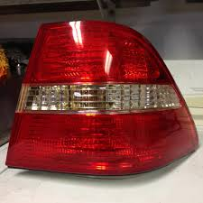 lexus ls430 dashboard lights ca 01 03 ls430 parts fabulous red clear non led taillights