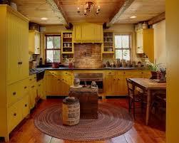 yellow and brown kitchen ideas terrific mustard yellow kitchen pictures ideas house design