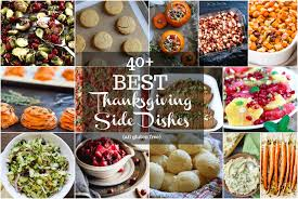 40 best thanksgiving side dishes savory lotus