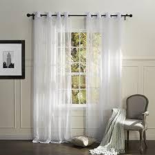 Sheer Curtains Grommet Top 366 Best Window Treatments Images On Pinterest Window Treatments