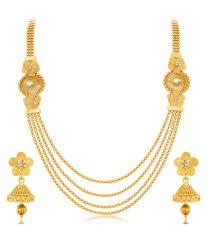 necklace golden images Sukkhi golden necklace set buy sukkhi golden necklace set online jpg