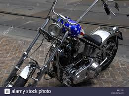 Harley Davidson Flags A Harley Davidson A Chopper With The Petrol Tank Painted Like The