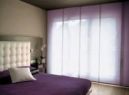 stores pour chambres à coucher panneaux japonais alliance du rideau et du store