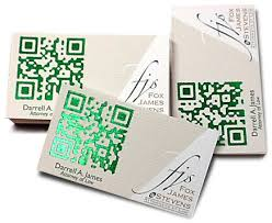 Tips For Designing A Business Card Business Card Design Tips Add Foil To A Qr Code Business Cards