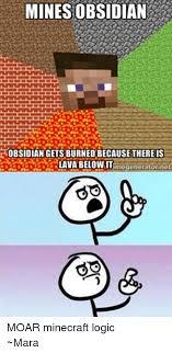 Funny Minecraft Memes - minecraft memes google haku minecraft stuff 3 pinterest