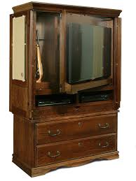 Tv Armoire Bedroom Furniture Flat Screen Tv Armoire American Made