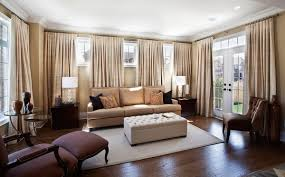 woodfloors living room drapes and curtains enhance your house