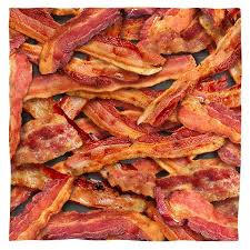 bandana cuisine bacon collage breakfast crispy pork food pile bandana walmart com