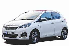 peugeot company car peugeot 108 hatchback review carbuyer