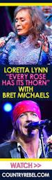 loretta lynn and her talented son ernest ray lynn sing u0027message