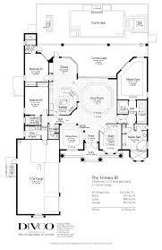 contemporary luxury villa floor plan house design plans designs