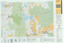 Colorado Hunting Units Map by Co Surface Management Status Steamboat Springs Map Bureau Of