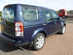 blue land rover discovery 2012 12 land rover discovery 4 3 0 sdv6 255 gs 8 speed auto 5