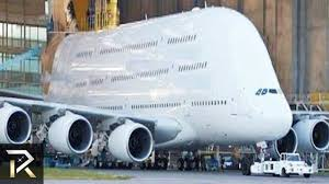 10 abnormally large airplanes that actually exist youtube