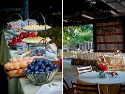 Backyard Wedding Food Ideas 123 Best Simple Wedding Foods And Ideas Images On Pinterest