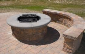 Custom Fire Pit by Outdoor Fire Pits Baltimore U0026 Annapolis Md Get A Free Estimate