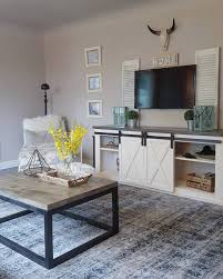 Diy Livingroom by Farmhouse Industrial Country Living Room Diy Ana White