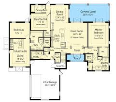 plan 33180zr spanish influenced net zero ready house plan house