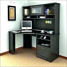 Bush Desk With Hutch Bush L Shaped Desk Bush L Shaped Computer Desk With Hutch In
