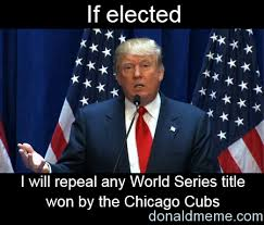 Chicago Cubs Memes - donald trump cubs meme 2 donald trump meme